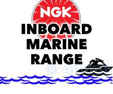 NGK SPARK PLUG For MARINE ENGINE MARINETEK GM 305 cid 76-->95