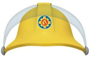Fireman Sam Party Hat Face Mask Party Mask Partyware Children's Party 8 Per Pack