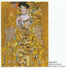 Diamond DOTZ Woman in Gold (klimt) Doting Painting Crafts