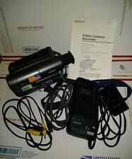 Sony Handycam CCD-TRV22 8mm Video8 8 Camcorder VCR Player Camera Video Transfer