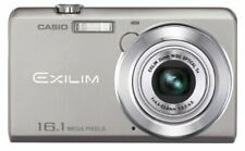 Casio Digital Camera Exilim Ex-Zs12 Silver Ex-Zs12Sr