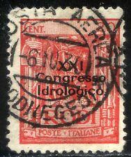 Colonie Italiane Egeo 1930 XXi Congresso Idrologico n. 14 usato (l186)