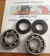 Yamaha Crank Bearings & Seals SET DT250 DT1 DT2 DT3 250 YZ250A YZ250B NEW!