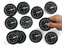 Lakeshore Learning: Student Compasses (Set of 12) 1st-6th Grade New!
