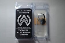 wolverine airsoft kit de joints wolverine wraith co2 adapter   neuf