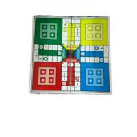 Kids Ludo & Snakes Ladders Board Game - Playing with Children For Whole Family