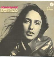 "JOAN BAEZ - FAREWELL ANGELINA - 12"" VINYL LP"