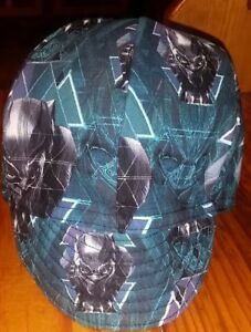 WELDING CAP MADE WITH Black Panther