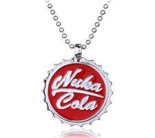 Video Game Bottle Cap Necklace Pendant Charm Collectible Memorabilia Gift