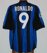 maglia Inter Ronaldo 2000 2001 Nike shirt Pirelli player issue worn jersey M