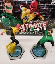 Green lantern Vs Sinestro DC Direct Ultimate Showdown Hand Painted Statues
