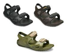 Crocs Mens Swiftwater River Lightweight Adjustable Summer Sports Sandals