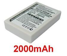 Batería 2000mAh tipo EA-BL08 Para Sharp Zaurus SL-C1000