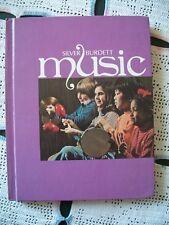 Silver Burdett Music (1981 Hardcover)
