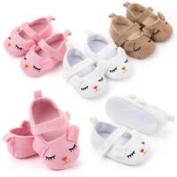 Baby Girl No-slip Braid Lovely Toddler Infant Newborn Soft Sole Shoes 3-11 Month