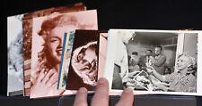 LOT 19 Assorted MARILYN MONROE Postcard B&W, Color, Movie, Portrait Postcards