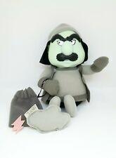 "Vintagw Rainbow Brite Murky Dismal Mattel Plush Doll Toy 8"" 1983 + Bag & Cloud"