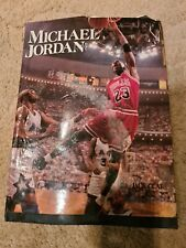 New listing Michael Jordan picture book Basketball champion Legend Sportstar biography Gift