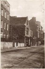 Chelsea. Old Houses # 1012 in Renshaw Series.