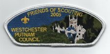Westchester-Putnam Council CSP SA-9:1, FOS 2005, Mint!