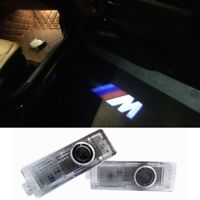 BMW-M 2xLED Courtesy Lighting Door Shadow Lamps Laser Logo Projector For M Logo