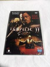 BLADE II Wesley Snipes Film DVD