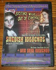 Swedish Wildcats + New York Wildcats (DVD/2005) Diana Dors, Misty Mundae