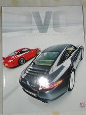 Evo No 165 Jan 2012 911 Carrera S vs 997 GT3, BMW 123d vs E30 M3, M5 vs E63 AMG