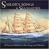 Sea Shanties Folk Music CDs