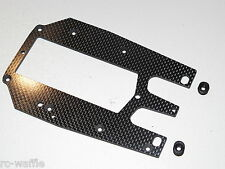 SER903013 SERPENT VIPER 977 WC 1/8 NITRO ON ROAD CARBON FIBER TOP RADIO PLATE