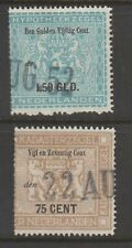Netherlands Cinderella revenue stamp 4-3-