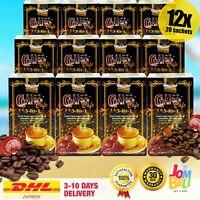 12 Boxes Gano Excel Cafe 3 in1 Coffee Ganoderma Reishi Halal DHL EXPRESS