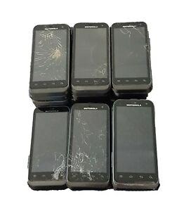 22 lot Motorola Defy XT555C Used Android CDMA Smartphone Tracfone Locked Tested