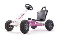 Ferbedo 005717 - Go-Kart Air Runner Weiß/rosa