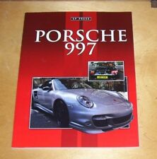 PORSCHE 997 BOOK ABOUT THE CARS. COLIN PITT CP PRESS 2014 CARRERA TURBO GT2 GT3