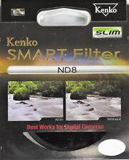 Kenko By Hoya 67mm ND8 Neutral Density Slim Smart Lens Filter - New UK Stock