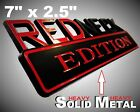SOLID METAL Redneck Edition BEAUTIFUL EMBLEM Shelby Sterling Truck Studebaker  for sale