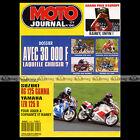 MOTO JOURNAL N°1041 HONDA RAIDEN YAMAHA TZR 125 R SUZUKI RG 125 GAMMA INDIAN '92