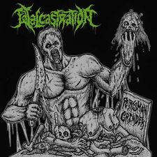 FATAL CASTRATION - Perishan Grinder - CD