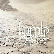 784 // RESOLUTION - LAMB OF GOD CD NEUF DIGIPACK