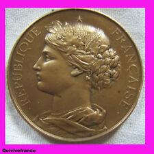 MED1851 - MEDAILLE SECOURS MUTUELS DE ST LEU 1849-1899