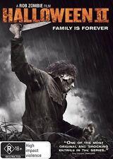 Halloween II (Malcolm McDowell & Tyler Mane / Rob Zombie) DVD (Region 4)