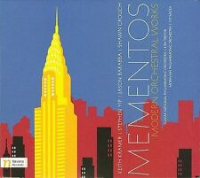 Kramer; Yip; Barabba; Crouc...-Mementos: Modern Orchestral Wo CD NEW