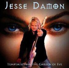 JESSE DAMON - TEMPTATION IN THE GARDEN OF EVE  CD NEW+