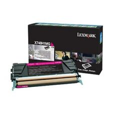 Lexmark (Magenta) High Yield Cartouche Toner (Rendement 10000 Pages) pour X748