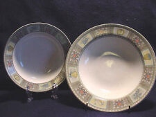 STUDIO NOVA SANTA BARBARA 8 RIMMED FRUIT & 8 RIMMED SOUP BOWLS  $96 VALUE DISCON