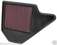 KN AIR FILTER (33-2462) REPLACEMENT HIGH FLOW FILTRATION
