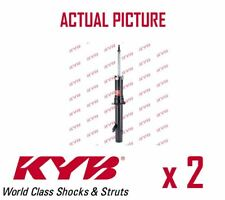 2 x NEW KYB FRONT AXLE SHOCK ABSORBERS PAIR STRUTS SHOCKERS OE QUALITY 341450