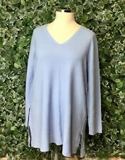 EILEEN FISHER (Size:L/G) Organic Cotton Knitted Tunic - 60% Off RRP (EF2)
