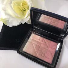 Dior DIORSKIN Shimmer Powder ROSE DIAMOND 001 Poudre Shimmer ~ Rare, NEW